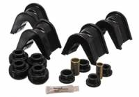 Chassis & Suspension - Energy Suspension - Energy Suspension Bushing Kit - Black