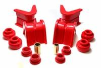 Chassis & Suspension - Energy Suspension - Energy Suspension Bushing Kit - Red