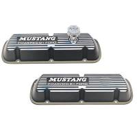 Valve Covers & Accessories - Aluminum Valve Covers - SB Ford - Ford Racing - Ford Racing Valve Cover Kit