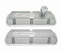 Valve Covers & Accessories - Aluminum Valve Covers - SB Ford - Ford Racing - Ford Racing Valve Cover Dress Up Kit 5.0L/302 EFI