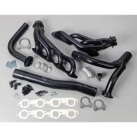 Shorty Headers - Big Block Chevrolet Shorty Headers - Hedman Hedders - Hedman Hedders Painted Hedders - Tube Size: 1.75 in.
