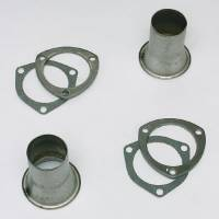 "Header Components and Accessories - Collector Reducers - Hedman Hedders - Hedman Hedders 3"" Collector 2-1/4"" Outlet"