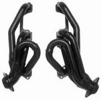 Full Length Headers - SB Chrysler Headers - Hedman Hedders - Hedman Hedders Painted Hedders - Tube Size: 1 5/8 in.
