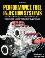 Books, Video & Software - Air & Fuel Delivery Books - HP Books - Performance Fuel Injection Systems Book