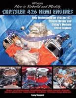 Engine Books - Mopar Engine Books - HP Books - How To Rebuild & Modify 426 Hemi