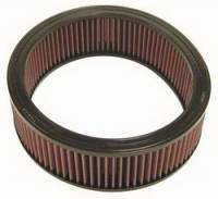 "Air Filter Elements - OE Air Filter Elements - K&N Filters - K&N Performance Air Filter - 11"" x 3-1/2"" - Chevy/Dodge/Plymouth"