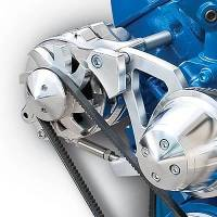 Ignition & Electrical System - March Performance - March Performance Ford 351C Alternator Bracket