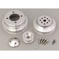 Serpentine Belt Drive Kits - Ford Serpentine Pulley Systems - March Performance - March Performance Pulley