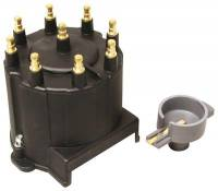 Distributor Components and Accessories - Distributor Cap and Rotor Kits - MSD - MSD Cap/Rotor Kit - Street Fire - GM 88-95 EFI V8