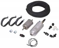 Fuel Injection System Components - Fuel Return Lines - MSD - MSD Atomic EFI Return System
