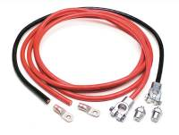Battery - Battery Cables - Painless Performance Products - Painless Performance Battery Cable Kit 15'Red 3'Black