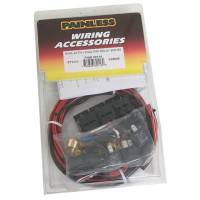 Cooling & Heating - Painless Performance Products - Painless Performance Dual Activation/Dual Fan Relay Kit On 200 Off 185