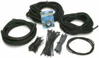 Fuses & Wiring - Wire Wrap & Shrink Tube - Painless Performance Products - Painless Performance Powerbraid Fuel Inj. Kit