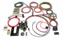 Wiring Harnesses - Wiring Harnesses - Universal - Painless Performance Products - Painless Performance Classic Customizable Chassis Harness - GM Keyed Column - 21 Circuits