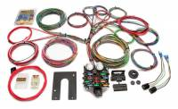 Wiring Harnesses - Wiring Harnesses - Universal - Painless Performance Products - Painless Performance Classic Customizable Pickup Chassis Harness - Non GM Keyed Column - 21 Circuits