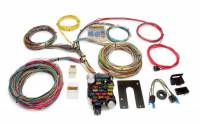 Wiring Harnesses - Wiring Harnesses - Universal - Painless Performance Products - Painless Performance Classic-Plus Customizable Chassis Harness -Non GM Keyed Column - 28 Circuits