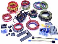 Wiring Harnesses - Wiring Harnesses - Universal - Painless Performance Products - Painless Performance Classic-Plus Customizable Trunk Mount Chassis Harness - 28 Circuits