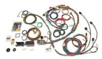 Ford Mustang (1st Gen 64-73) - Ford Mustang (1st Gen) Ignitions and Electrical - Painless Performance Products - Painless Performance Direct Fit Mustang Chassis Harness (1969-1970) - 22 Circuits