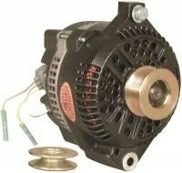 Alternator - Alternators - Powermaster Motorsports - Powermaster 200 Amp Alternator Ford w/ Serpentine Pulley
