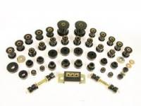 Bushings - Master Bushing Sets - Prothane Motion Control - Prothane Total Kit - Black