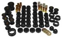 Chevrolet Corvette Suspension - Chevrolet Corvette Suspension Bushing - Prothane Motion Control - Prothane Total Kit - Black