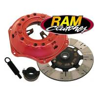 "Clutch Kits - Street / Strip - Clutch Kits - Chrysler - Ram Automotive - RAM Automotive Chrysler Lever Clutch 11"" x 1"" 23 Spline"