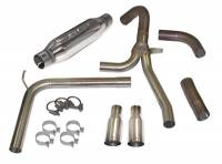 Chevrolet Camaro (4th Gen) Exhaust - Chevrolet Camaro (4th Gen) Exhaust Systems And Components - SLP Performance - SLP Performance Loud Mouth Exhaust System 98-02 LS1 GM F-Body