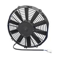 "Electric Fans - SPAL Electric Fans  - SPAL Advanced Technologies - SPAL 11"" Puller Fan Straight Blade - 808 CFM"