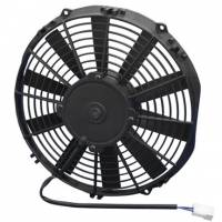 "Electric Fans - SPAL Electric Fans  - SPAL Advanced Technologies - SPAL 11"" Pusher Fan Straight Blade - 808 CFM"