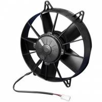 "Electric Fans - SPAL Electric Fans  - SPAL Advanced Technologies - SPAL 10"" Fan Puller Paddle Blade - 1115 CFM"