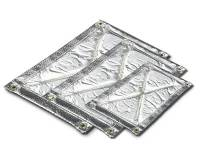 """Heat Management - Thermal Floor Mats - Thermo-Tec - Thermo-Tec Floor Insulating Mat 18"""" X 18"""""""