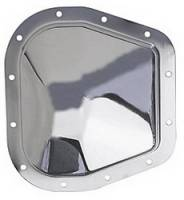 Drivetrain - Trans-Dapt Performance - Trans-Dapt Differential Cover - Chrome - Ford Truck - 9.75 in. Ring Gear
