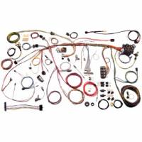 Street Performance USA - American Autowire - American Autowire 70 Mustang Wiring Harness