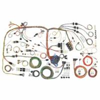 Ignition & Electrical System - American Autowire - American Autowire 70-74 Challenger Wiring Harness