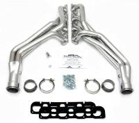 Exhaust System - JBA Performance Exhaust - JBA Headers - 08-09 6.1L Challenger - Silver