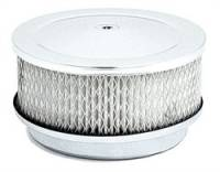 Air & Fuel System - Spectre Performance - Spectre Air Cleaner Round