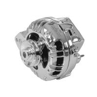 Ignition & Electrical System - Tuff Stuff Performance - Tuff Stuff Chrysler Alternator 100 Amp Chrome