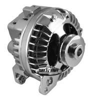 Ignition & Electrical System - Tuff Stuff Performance - Tuff Stuff Chrysler Alternator 61-85 100 Amp Chrome