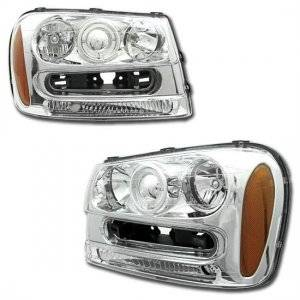 Body & Exterior - Lights and Components - Headlights and Components