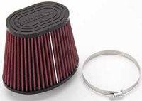 Air Cleaners and Intakes - Air Filter Elements - Oval Air Filters