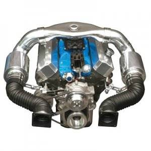 Air Cleaners and Intakes - Air Intakes - Universal Air Intakes