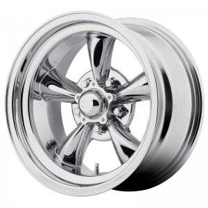 American Racing VN605 Chrome Torq-Thrust D Wheels