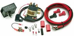 Ignition & Electrical System - Battery - Battery Control Systems