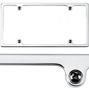 Body & Exterior - Street & Truck Body Components - License Plate Frames