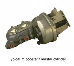 Master Cylinder and Booster Kits