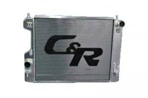 Radiators - C&R Racing Radiators - C&R Racing OE Fit Radiators