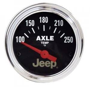 Gauges & Dash Panels - Gauges - Axle Temp Gauges