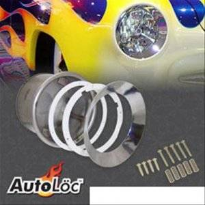 Street & Truck Accessories - Head Lights and Components - Headlight Mounting Rings