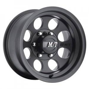 Wheels - Street / Strip - Mickey Thompson Wheels - Mickey Thompson Classic III Black Wheels
