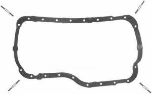 Gaskets and Seals - Oil Pan Gaskets - Oil Pan Gaskets - Ford 4 Cylinder